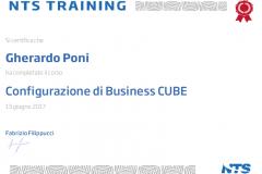 Configurazione Business Cube