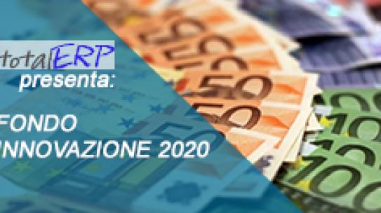 la totalERP presenta il Fondo Innovazione 2020