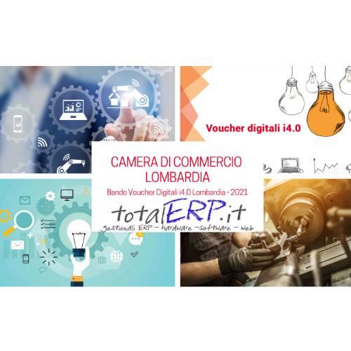 Bando Voucher Digitali i4.0 Lombardia 2021