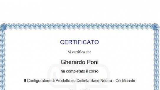 Certificazione CP2